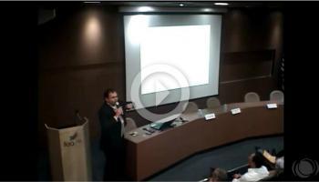 I Workshop de Contabilidade e Tributação - Palestra Amaury Rezende